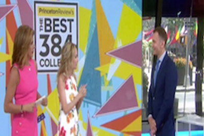 Best 384 Colleges on TODAY show
