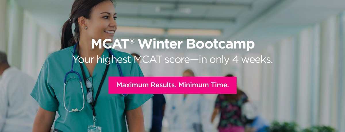 MCAT Winter Bootcamp