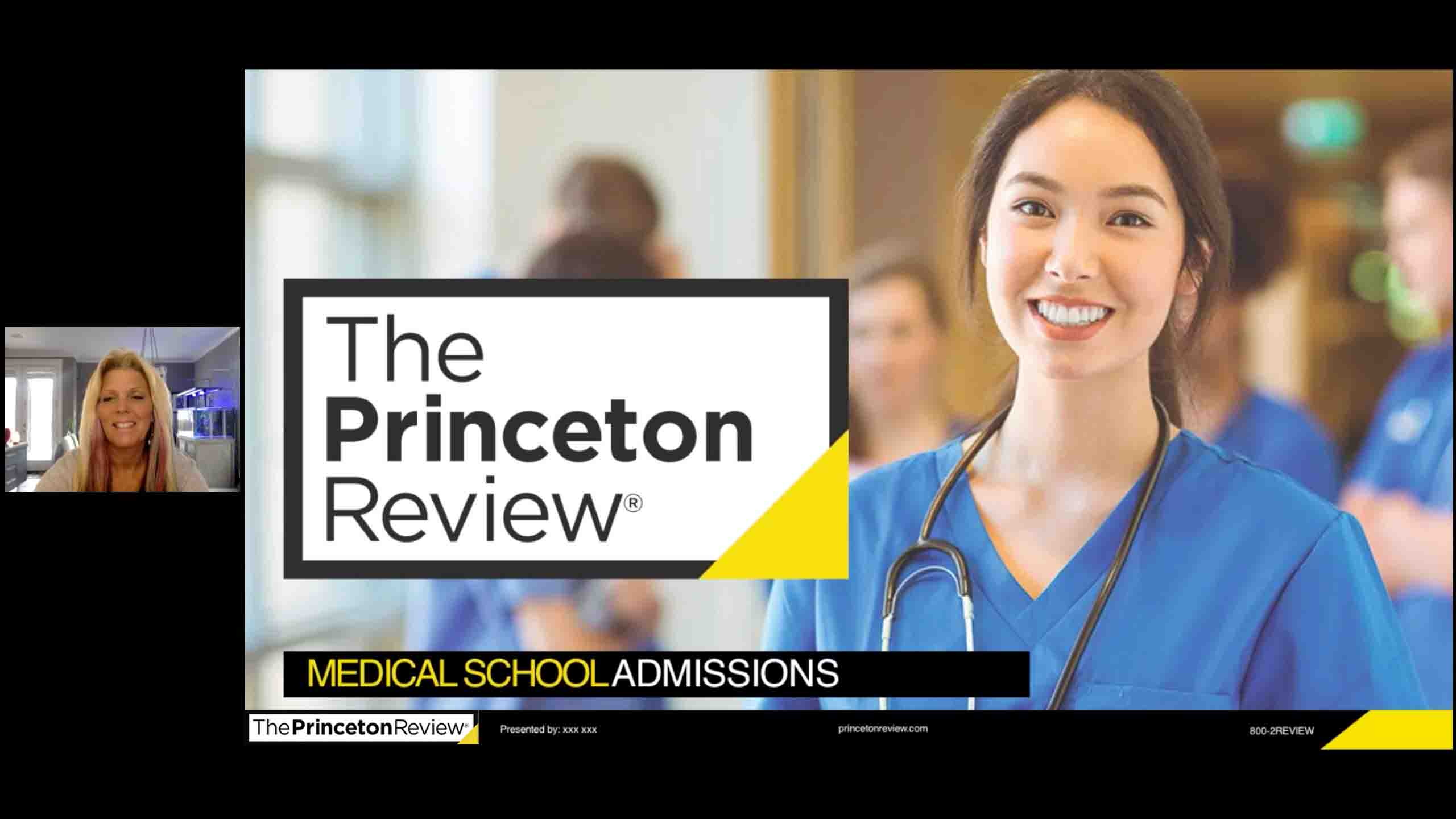 Medical Admissions - Timeline for 2019-2020 Application Cycle - Starts NOW! webinar